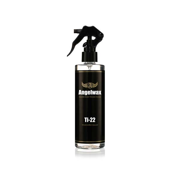 Angelwax TI-22 - Titanium Spray Sealant