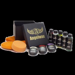 Angelwax Wax & Liquid Sample Box