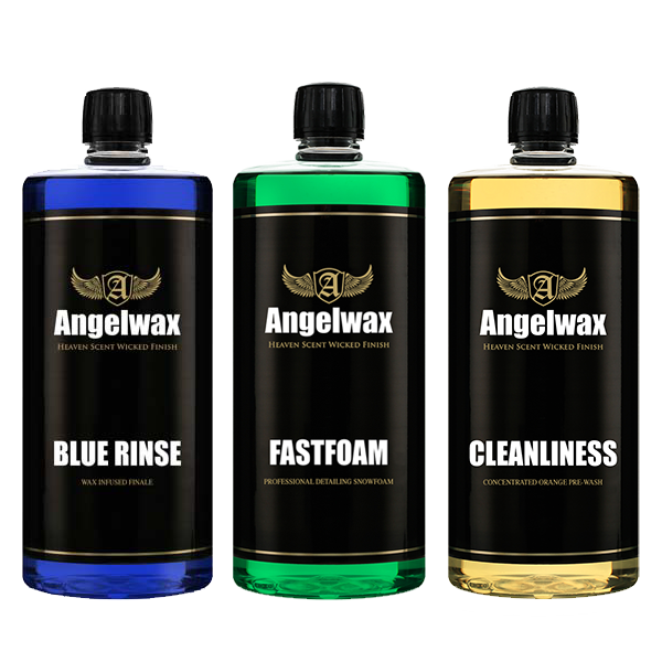 Angelwax Blizzard Products