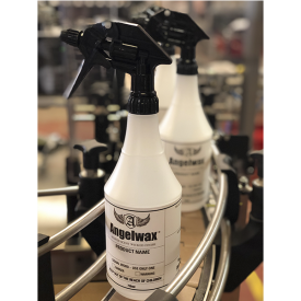 Chemical Resistant Heavy-Duty Bottle & Sprayer