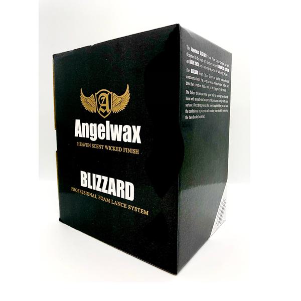 Angelwax Blizzard Foam Lance