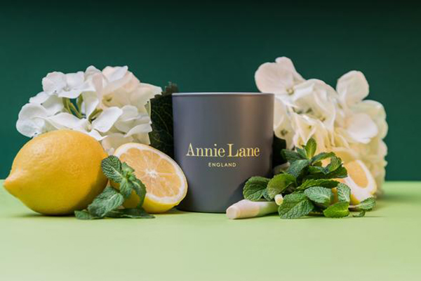 Annie Lane Lemon Geranium Candle