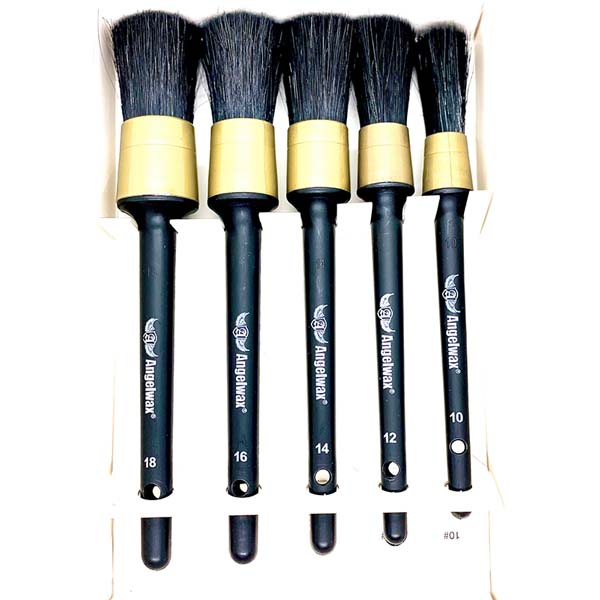 Angelwax Brush-up Bristle Brush